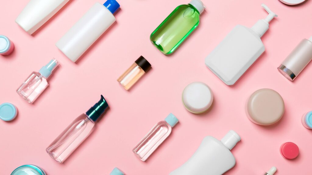 A Variety of Microneedling Aftercare Products for Skin